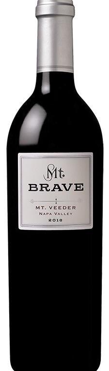 Mt. Brave Single Block Cabernet Sauvignon Bottle Preview
