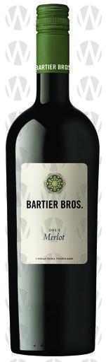 Bartier Bros. Merlot