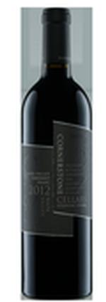 Cornerstone Cellars Napa Valley Cabernet Franc Black Label Bottle Preview