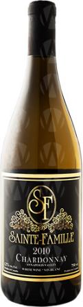 Sainte-Famille Wines Chardonnay