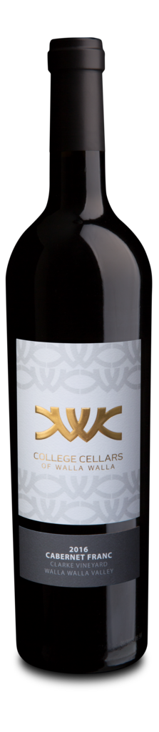 College Cellars of Walla Walla Cabernet Franc Bottle Preview