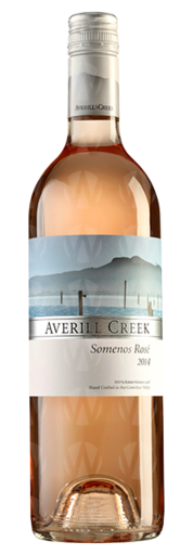 Averill Creek Vineyard Somenos Rosé