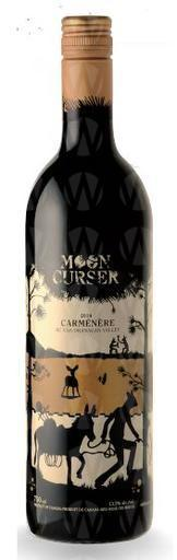 Moon Curser Vineyards and Winery Carmenere