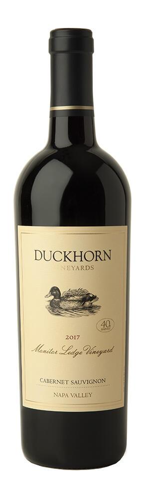 Duckhorn Vineyards Napa Valley Cabernet Sauvignon Monitor Ledge Vineyard Bottle Preview