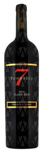 Township 7 Vineyards & Winery Black Dog
