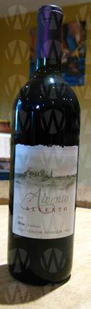 Alvento Winery Nebbiolo