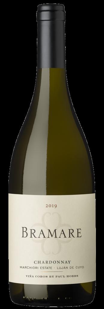 Viña Cobos Bramare Chardonnay Marchiori Estate Bottle Preview