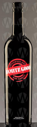Intrigue Wines Damitz Good Red Blend