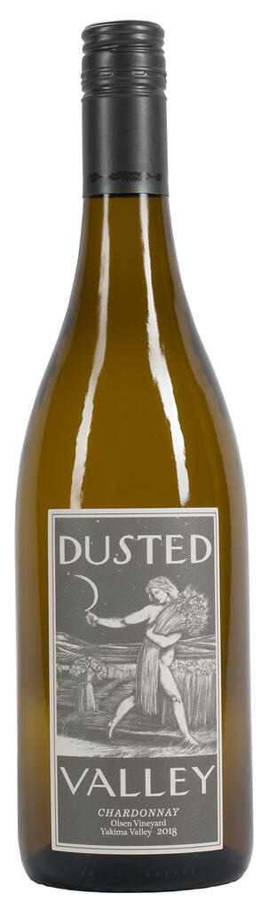 Dusted Valley Chardonnay Bottle Preview