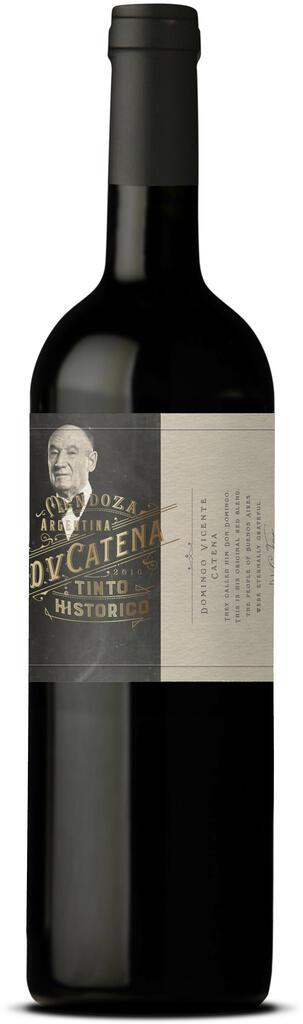 DV Catena Tinto Historico Bottle