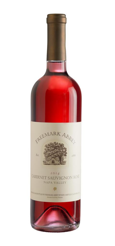 Freemark Abbey Cabernet Sauvignon Rosé Bottle Preview
