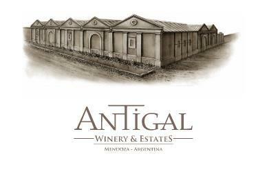 Antigal Winery & Estates Logo