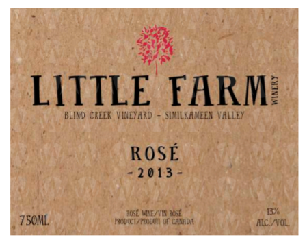 Little Farm Winery Rosé