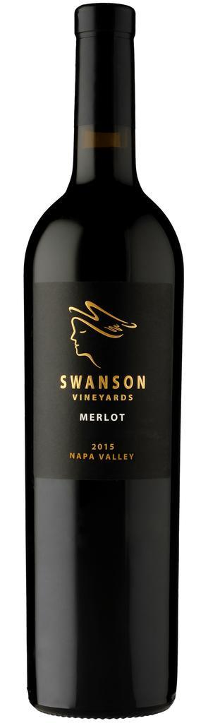 Swanson Vineyards Merlot Bottle Preview