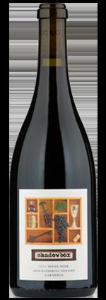 Anne Katherina Pinot Noir Bottle