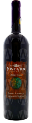 PondView Estate Winery Bella Terra Cabernet Appassimento