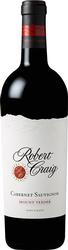 Robert Craig Winery Mount Veeder Cabernet Sauvignon Bottle Preview