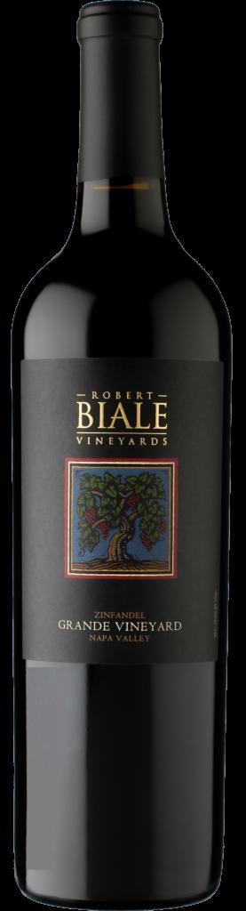 Robert Biale Vineyards Grande Vineyard Zinfandel Bottle Preview