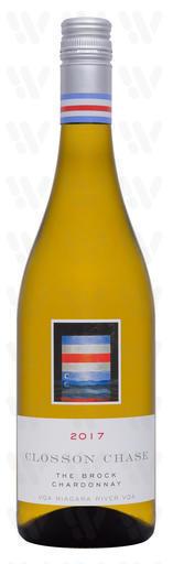 Closson Chase Vineyards The Brock Chardonnay