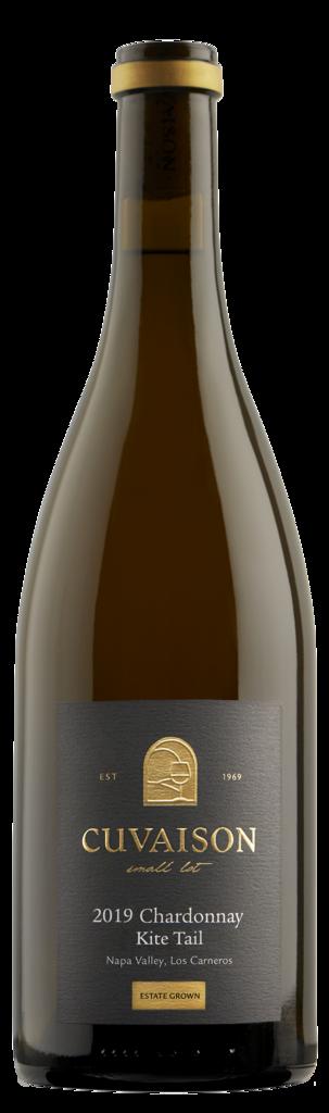 Chardonnay, Kite Tail Bottle