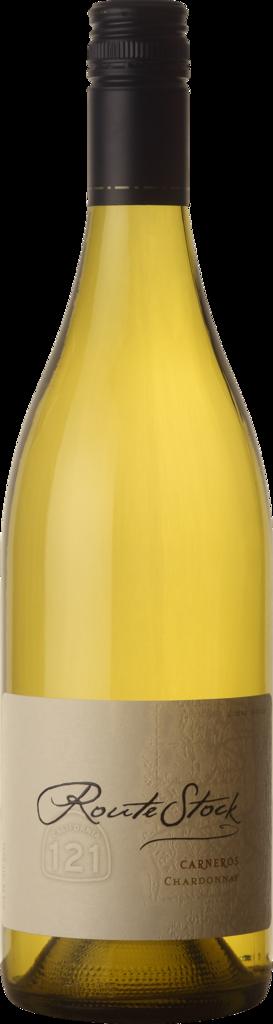 RouteStock Chardonnay Route 121 Bottle Preview