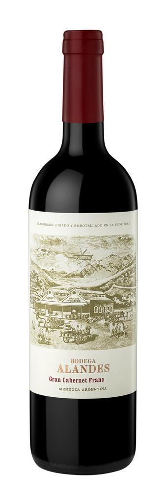 Alandes ALANDES GRAN CABERNET FRANC Bottle Preview
