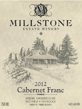 Millstone Estate Winery Cabernet Franc