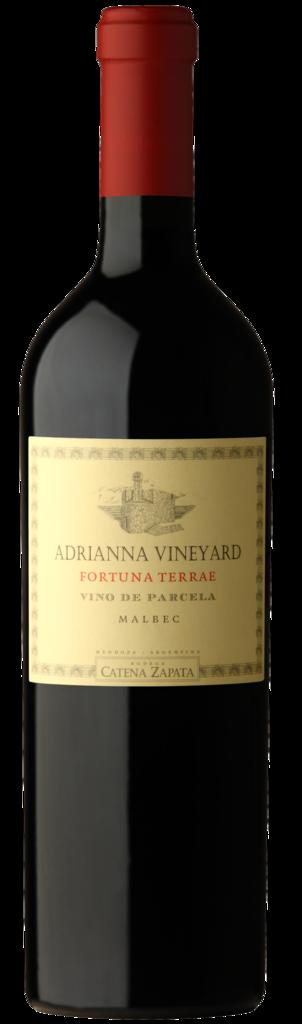 Bodega Catena Zapata Adrianna Vineyard Fortuna Terrae Malbec Bottle Preview