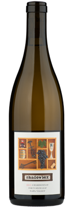 Shadowbox Cellars Forty Sixth Leaf Chardonnay Bottle Preview