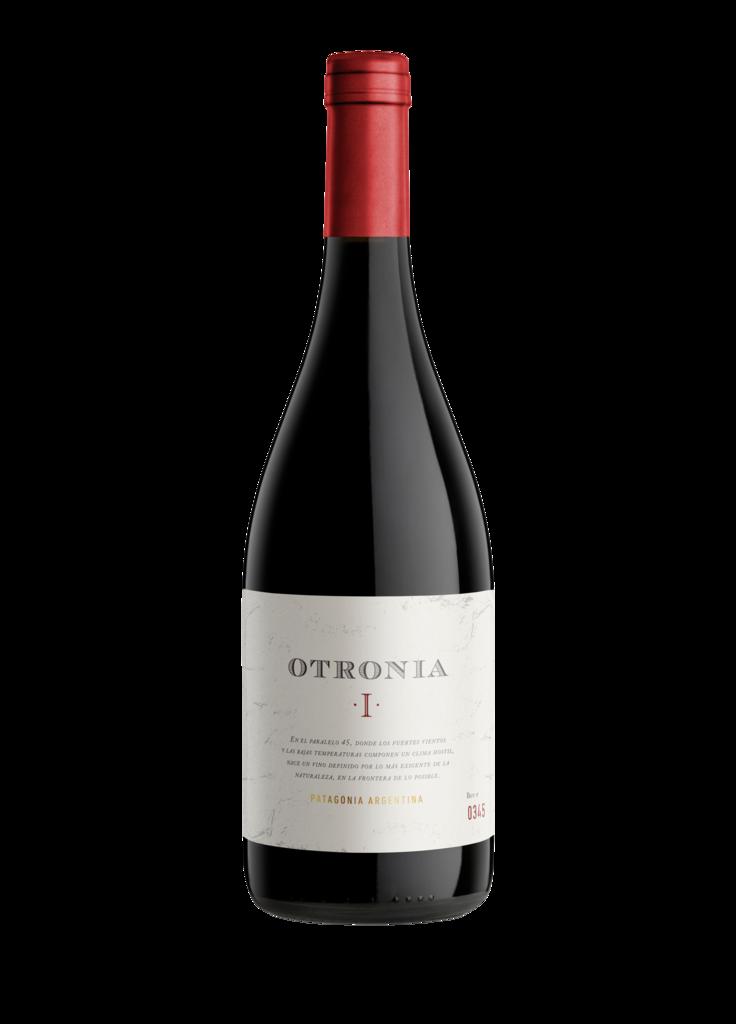 Otronia Otronia Block I Pinot Noir 2018 Bottle Preview