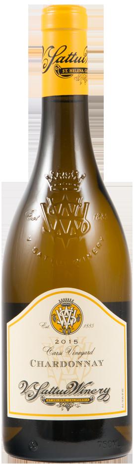 V. Sattui Winery Carsi Vineyard Chardonnay Bottle Preview