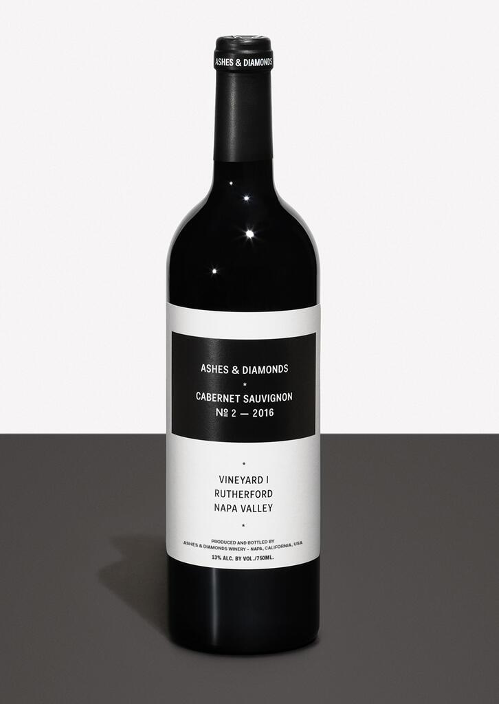 VINEYARD 1 CABERNET SAUVIGNON № 2 — 2016 Bottle