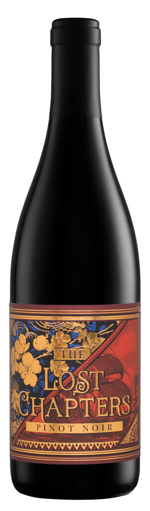 J. McClelland Cellars The Lost Chapters 2019 Carneros Pinot Noir Bottle Preview
