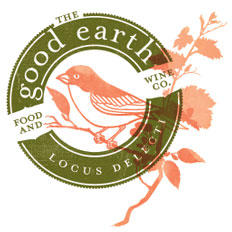 The Good Earth Vineyard and Winery Logo