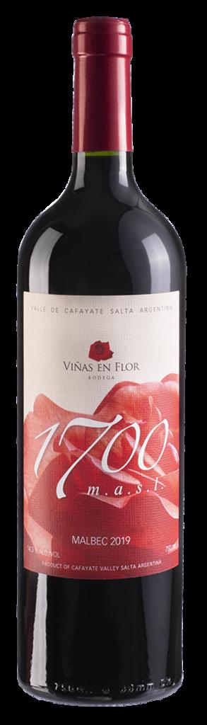 Viñas en Flor Bodega 1700 - 2019 Bottle Preview