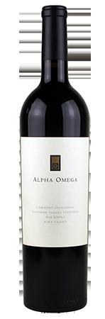 Alpha Omega Sunshine Valley Cabernet Sauvignon Bottle Preview