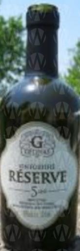 Vignoble Gélinas Fortifié Réserve