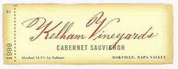 Kelham Vineyards & Winery Logo