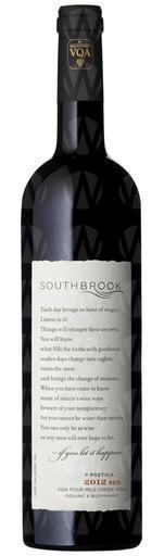 Southbrook Vineyards Poetica Red