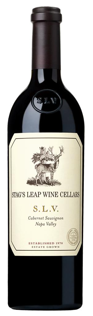 Stag's Leap Wine Cellars S.L.V. Estate-Grown Cabernet Sauvignon Bottle Preview