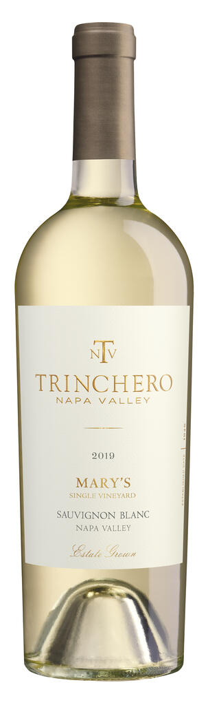 Trinchero Napa Valley Mary's Single Vineyard Sauvignon Blanc Napa Valley Bottle Preview