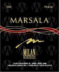 Milan Wineries Marsala