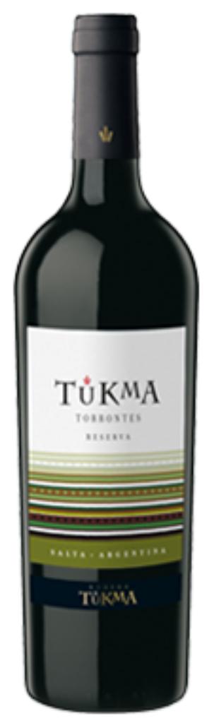 Bodega Tukma Torrontés Reserva Bottle Preview
