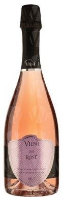 Vieni Wine and Spirits Sparkling Rosé Brut