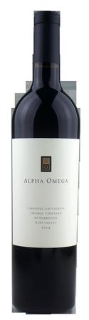 Alpha Omega Thomas Cabernet Sauvignon Bottle Preview