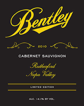 Laura Michael Wines Bentley Cabernet Sauvignon Rutherford Bottle Preview