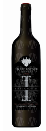Reif Estate Winery First Growth Cabernet Merlot