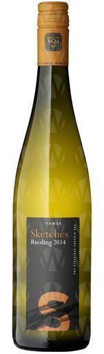 Tawse Winery Riesling - Sketches