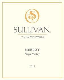 Sullivan Vineyards Merlot Bottle Preview