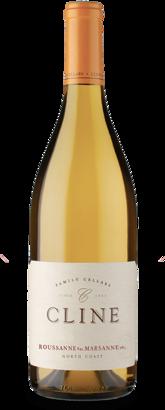 Cline Cellars Roussanne Marsanne Bottle Preview